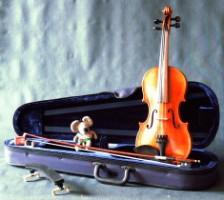 Geigengarnitur Standard